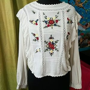 2bb02a9b6b7f68 Free People Tops - Free People Amy top size small